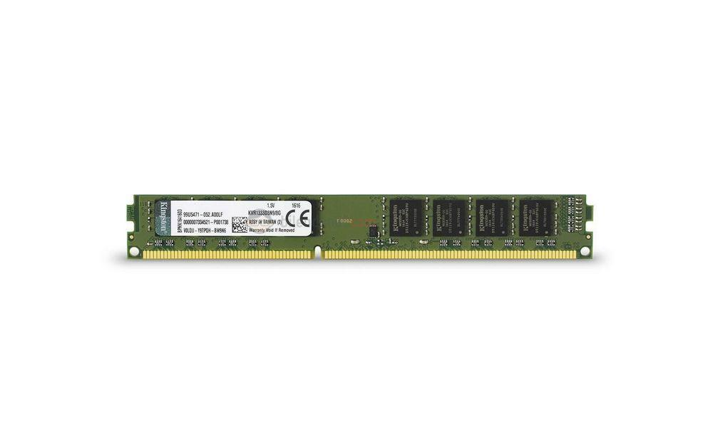Kingston 8 GB DDR3 1333 MHz CL9 Masaüstü Rami KVR1333D3N9/8G
