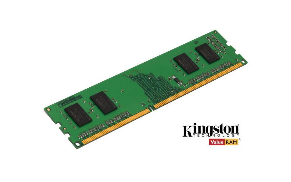 Kingston 2 GB DDR3 1333 MHz CL9 Masaüstü Rami KVR13N9S6/2