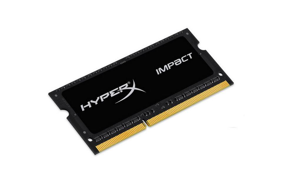 Kingston HyperX IMPACT 8 GB DDR3L 2133 MHz CL11 Notebook Performans Rami HX321LS11IB2/8