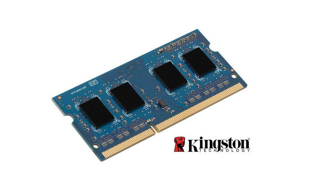 Kingston 4 GB DDR3 1600 MHz CL11 Sisteme Özel Notebook Rami KCP316SS8/4
