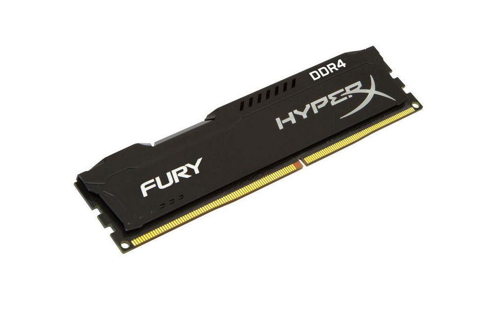 Kingston Hyperx FURY 8 GB DDR4 2400 MHz CL15 Performans Rami HX424C15FB2/8