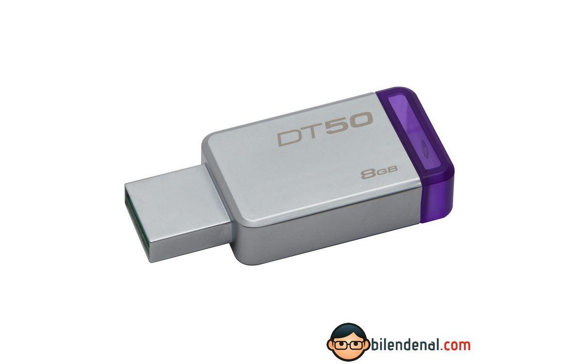 Kingston 8 GB Data Traveler 50 USB 3.1 Flash Disk DT50/8GB