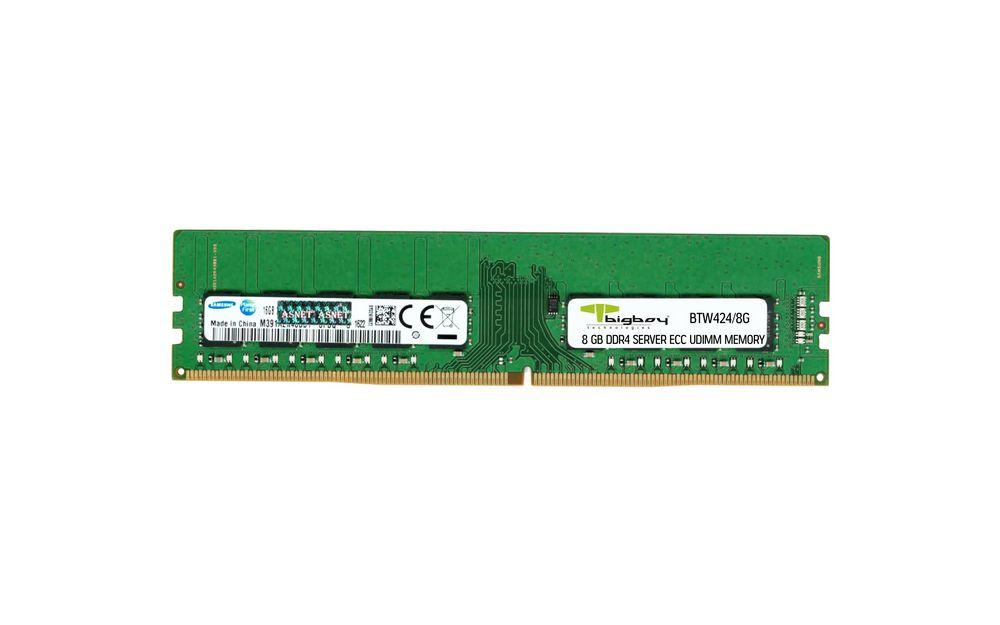 Bigboy 8 GB DDR4 2400 MHz CL17 ECC Server Rami BTW424/8G