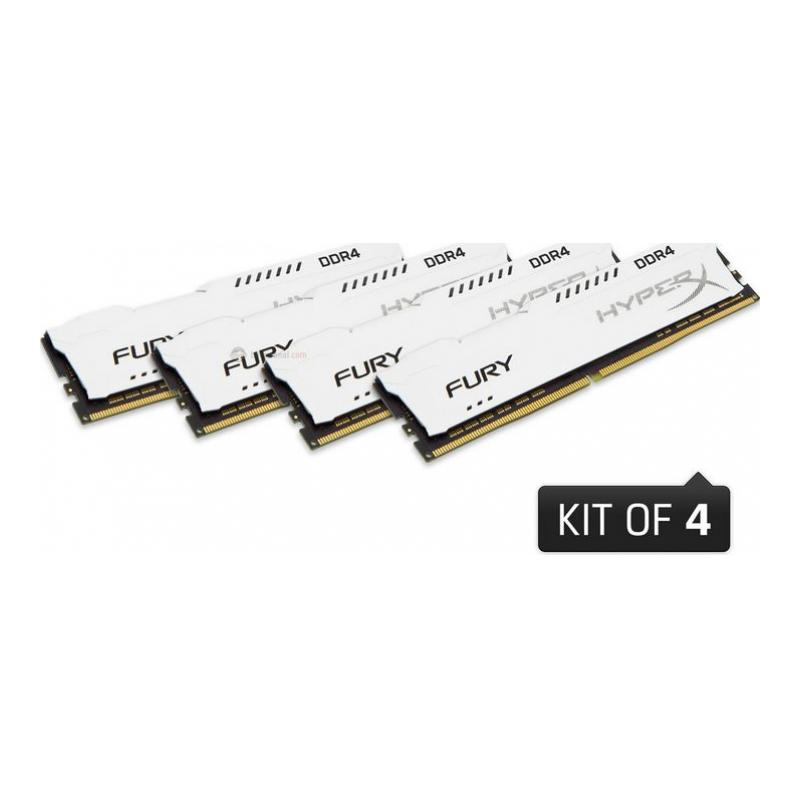 kingston-hyperx-fury-32gb-ddr4-2666mhz-cl16-performans-ram-kiti-4x8gb-hx426c16fw2k432
