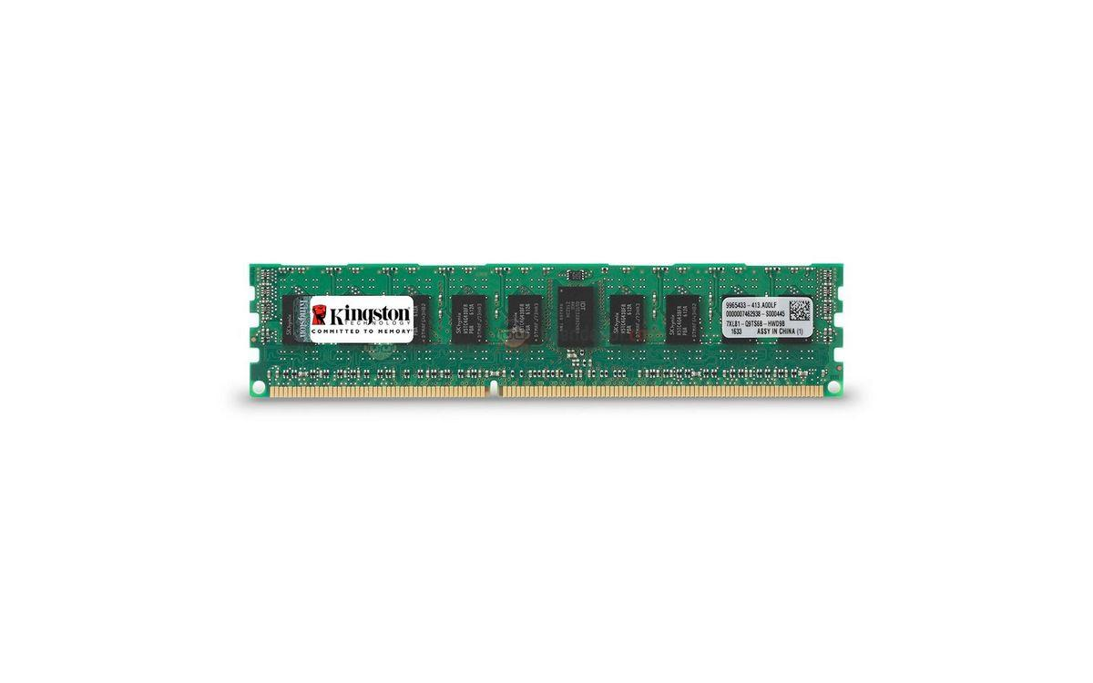 Kingston 8 GB DDR3 1600 MHz Registered Sunucu Belleği Modül KCP316RS4/8