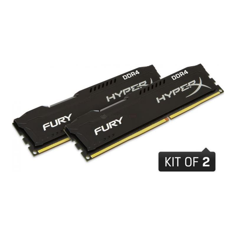 kingston-hyperx-fury-16gb-ddr4-2666mhz-cl16-performans-ram-kiti2x8gb-hx426c16fb2k216