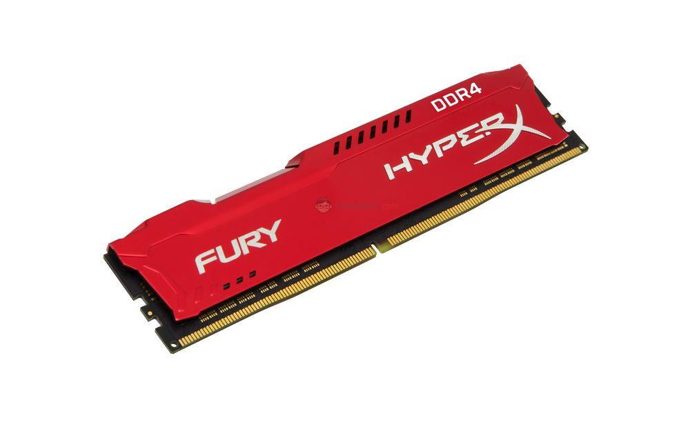 Kingston Hyperx FURY 8 GB DDR4 2666 MHz CL16 Performans Rami HX426C16FR2/8