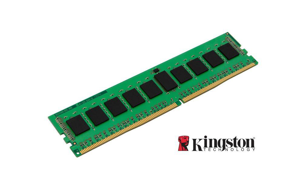 Kingston 8 GB DDR4 2666 MHz CL19 Registered ECC Server Rami KSM26RS8/8