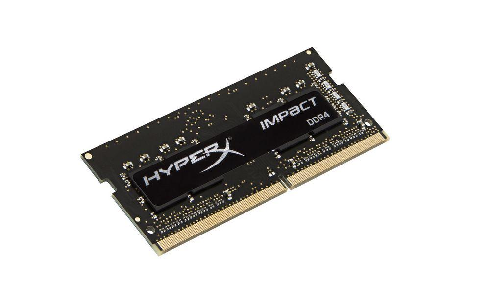 Kingston HyperX IMPACT 8 GB DDR4 2666 MHz CL15 Notebook Performans Rami HX426S15IB2/8