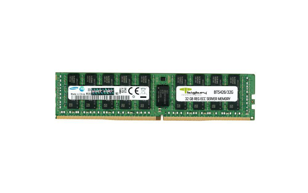 Bigboy 32 GB DDR4 2666 MHz CL19 Registered ECC Server Rami BTS426/32G