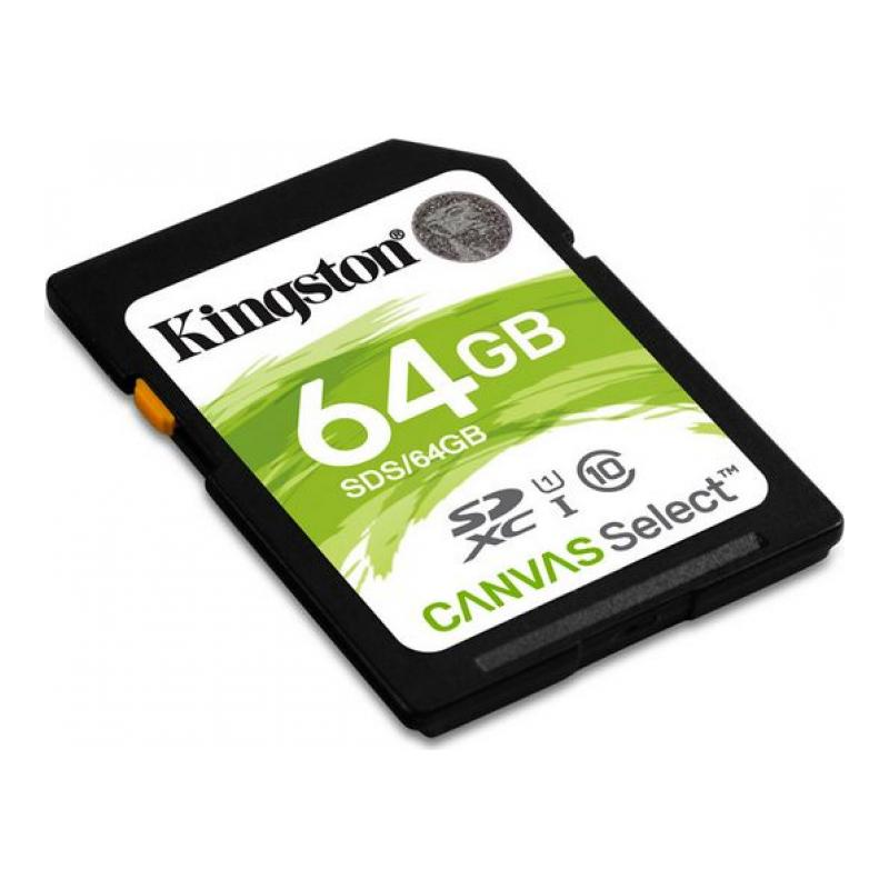 kingston-64gb-sdxc-class-10-uhs-i-canvas-select-sd-hafiza-karti-sds64gb